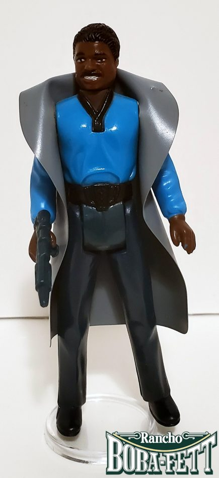 Lando Calrissian Smile 1980