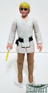 Luke Skywalker Yellow Hair 1977