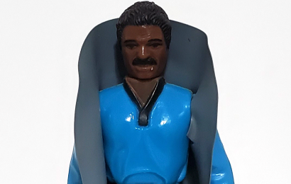 Lando Calrissian (No Smile) 1980