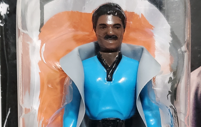 Lando Calrissian 2020