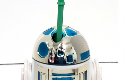 ARTOO-DETOO (R2-D2) With Pop-Up Lightsaber (No COO 1977)
