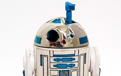 ARTOO-DETOO (R2-D2) (with Sensorscope) (HK 1977)