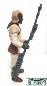 Klaatu in Skiff Guard Outfit 1983