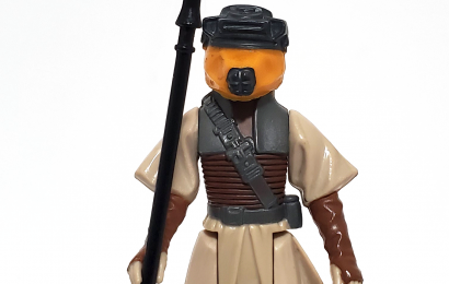 PRINCESS LEIA ORGANA (Boushh Disguise) (No Coo 1983)