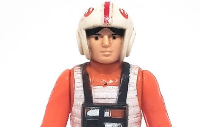 LUKE SKYWALKER (X-Wing Fighter Pilot) (HK 1978)