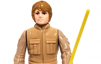 LUKE SKYWALKER (Bespin Fatigues) (Brown Hair) (HK 1980)