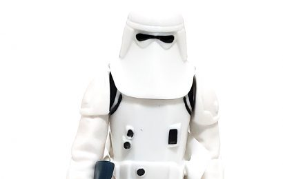 IMPERIAL STORMTROOPER (Hoth Battle Gear) (Univisor) (HK 1980)