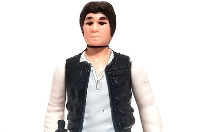 HAN SOLO (Small Head) (HK 1977)
