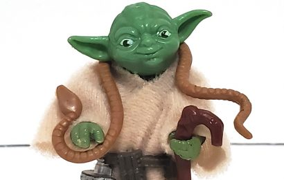 YODA (THE JEDI MASTER) (Brown Snake) (HK 1980)