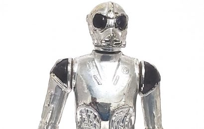 DEATH STAR DROID (HK 1978)