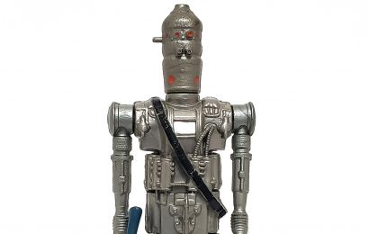 IG-88 (BOUNTY HUNTER) (Hollow) (HK 1980)