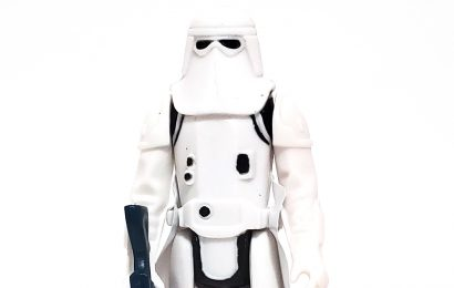 IMPERIAL STORMTROOPER (Hoth Battle Gear) (HK 1980)