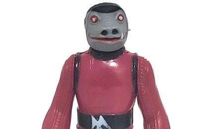 SNAGGLETOOTH (HK 1978)