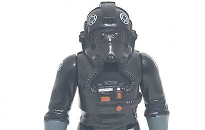 IMPERIAL TIE FIGHTER PILOT (HK 1982)
